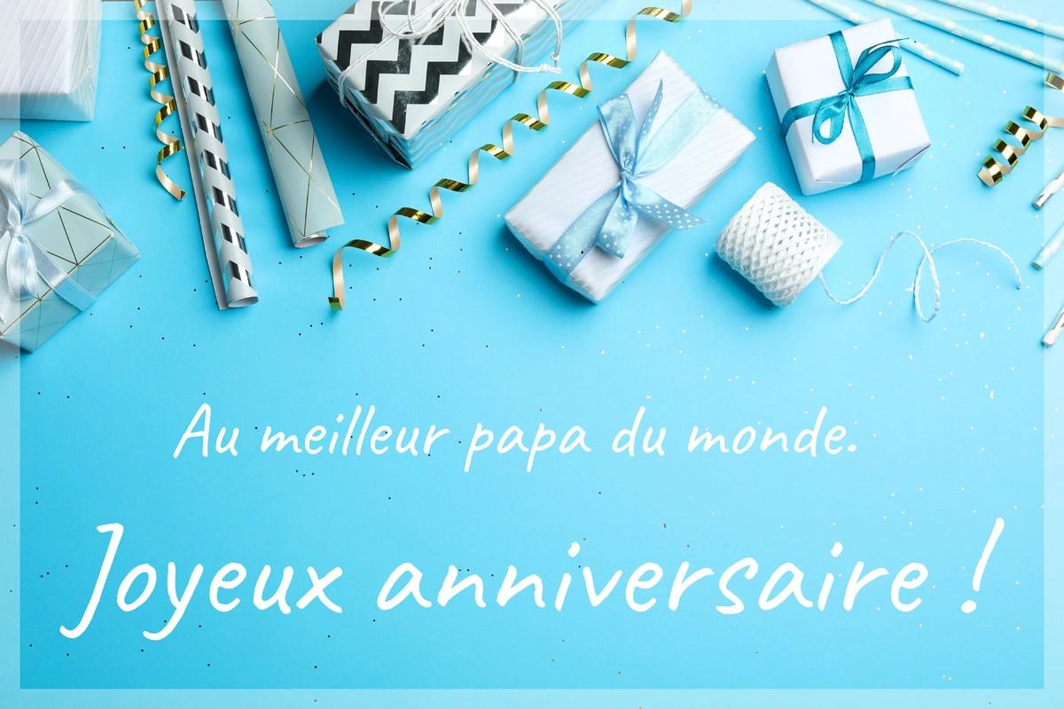 Cartes Virtuelles Anniversaire Pour Son Papa Joliecarte