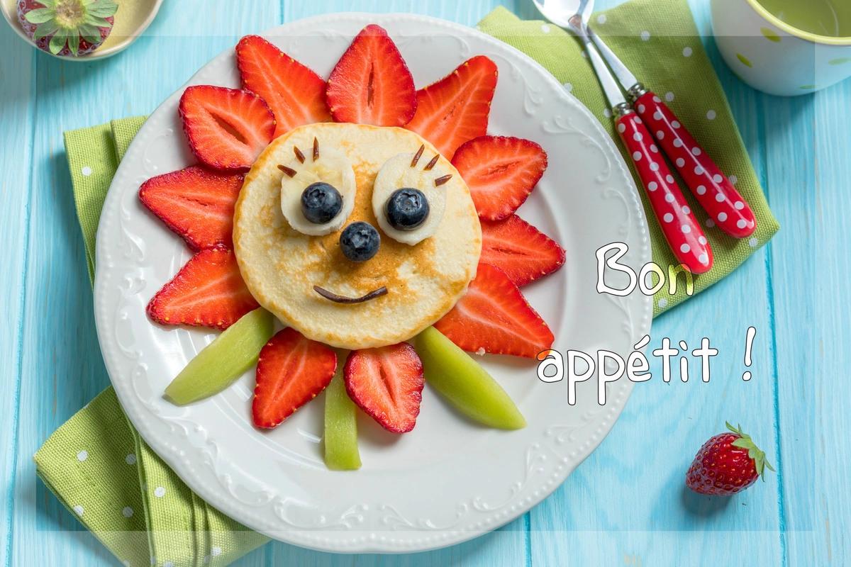 Cartes Virtuelles Bon Appetit Joliecarte