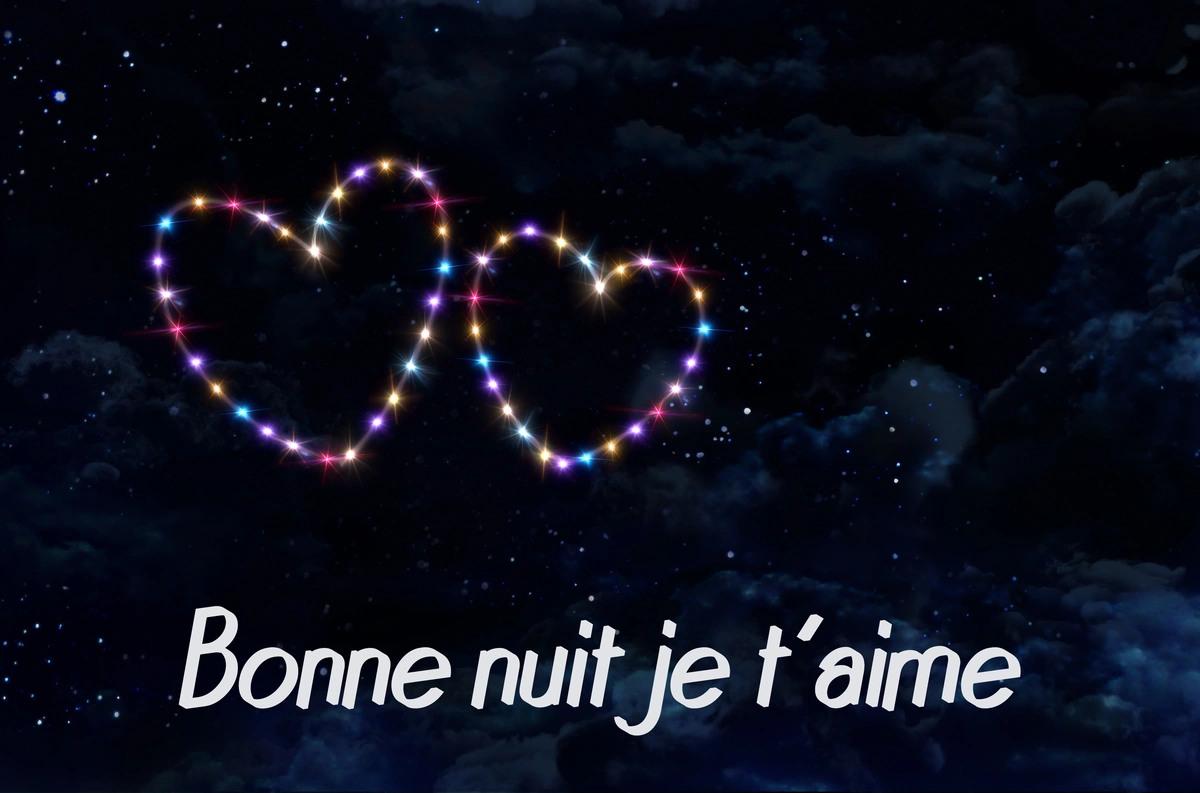 Bonne nuit je t aime