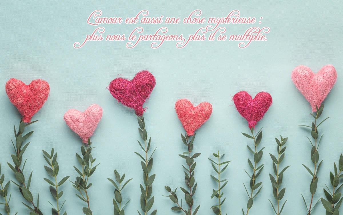 Citations d amour