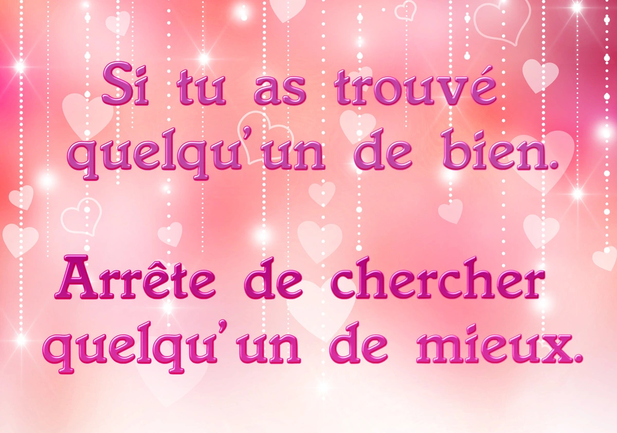 Dicton amour