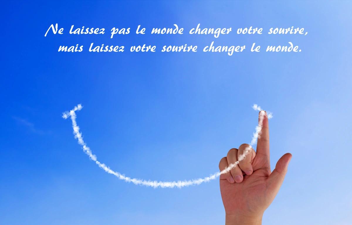Citation sourire