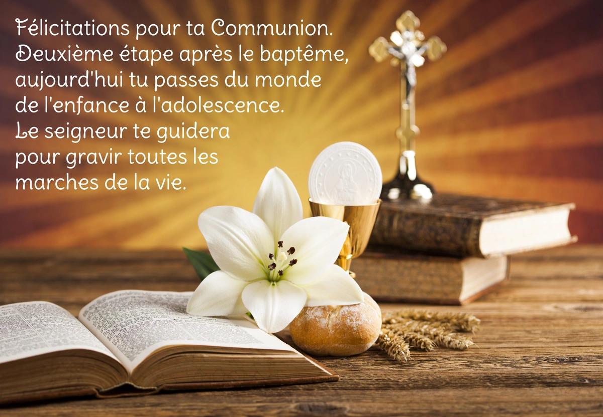 Message communion