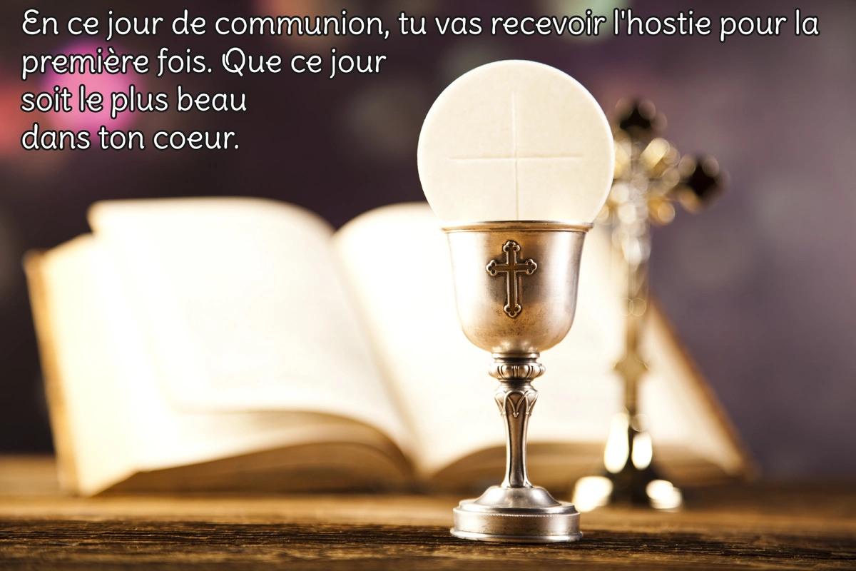 Texte communion