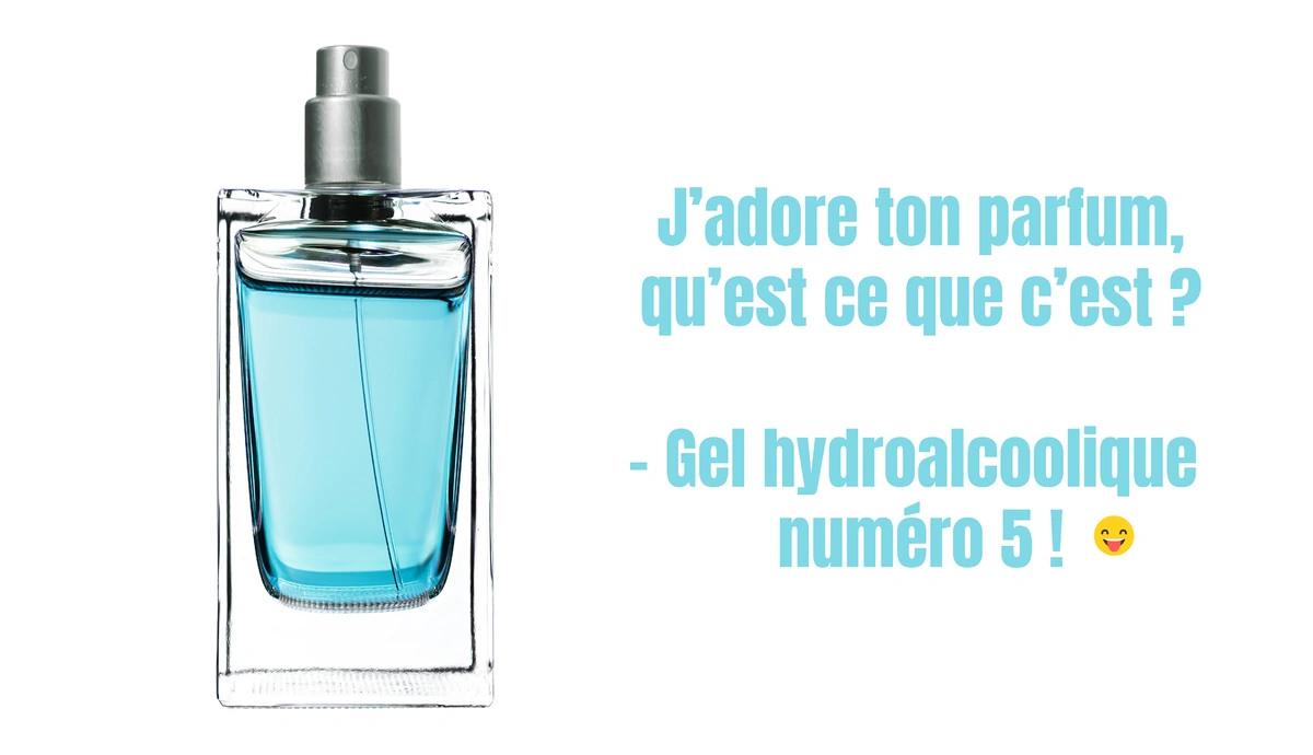 Blague gel hydro