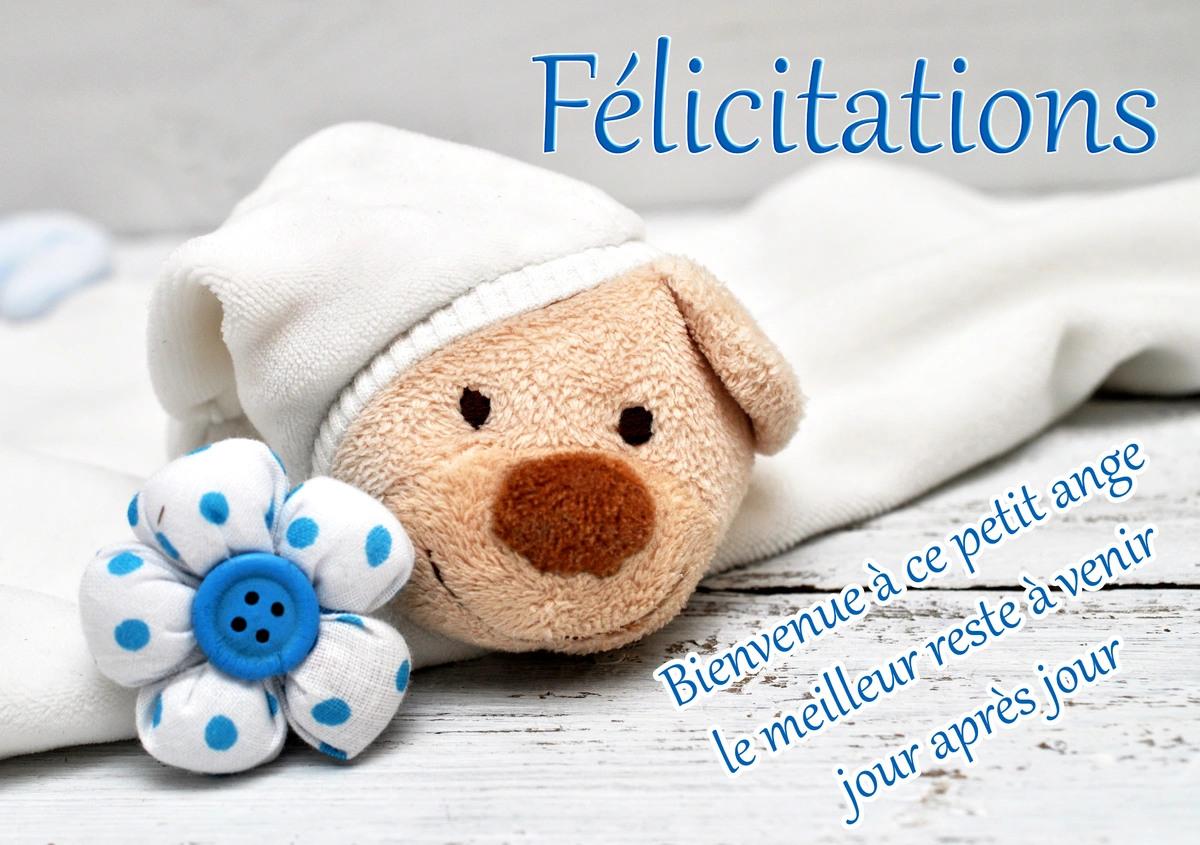 carte de naissance gratuite Cartes virtuelles felicitation naissance garcon gratuit   Joliecarte