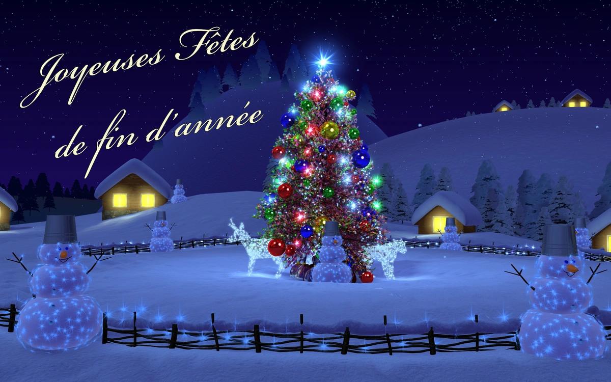 carte fin d année Cartes virtuelles joyeuses fetes fin annee   Joliecarte