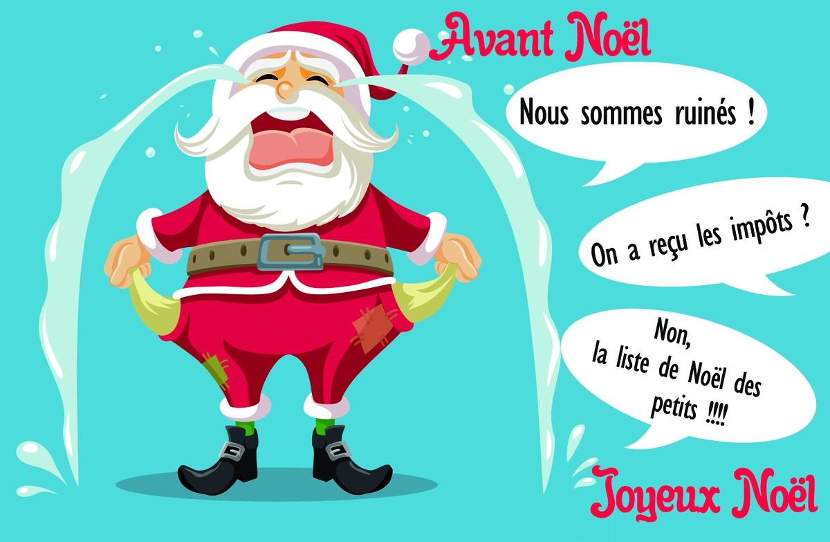 Cartes virtuelles noel blague   Joliecarte