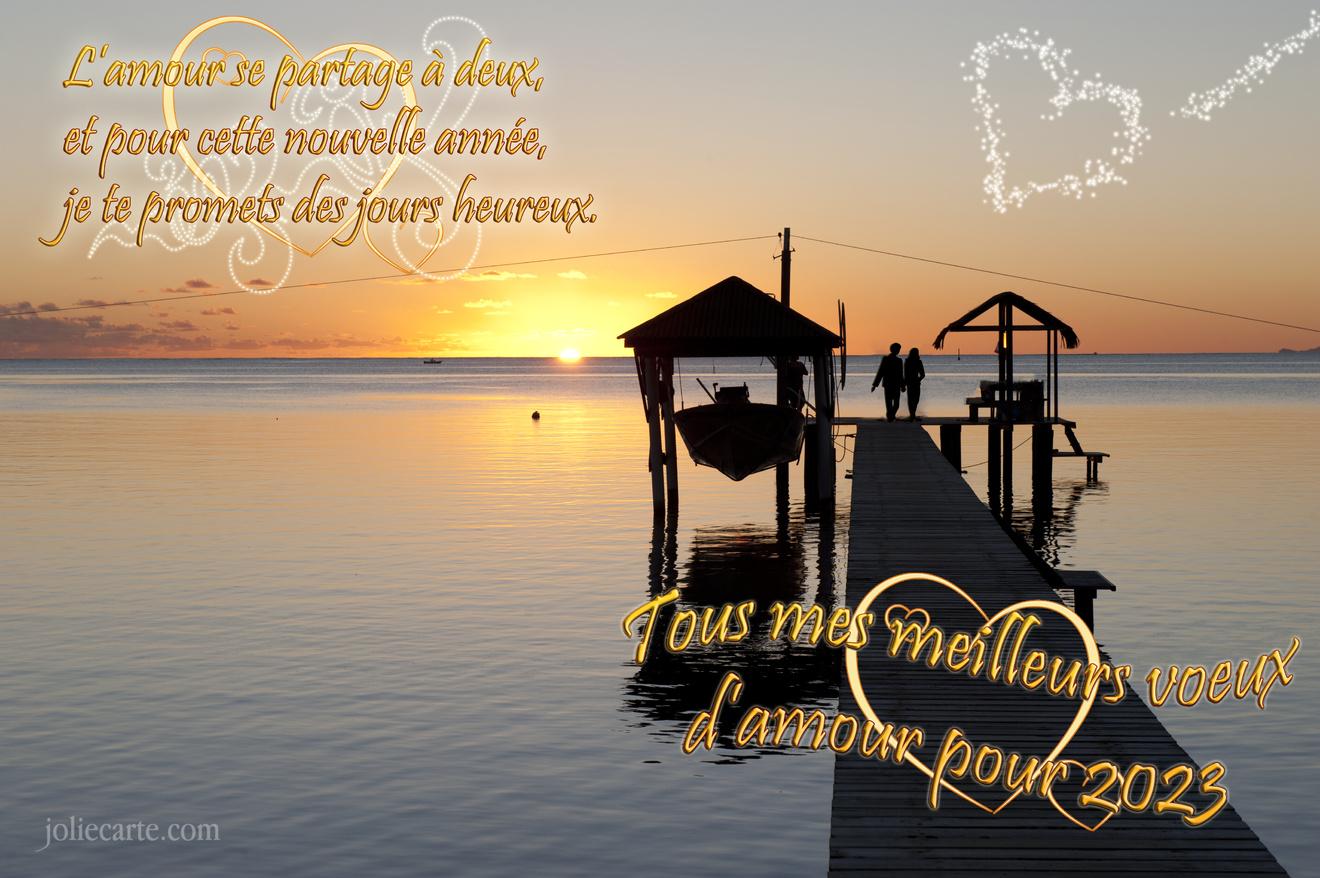 Poesie bonne annee