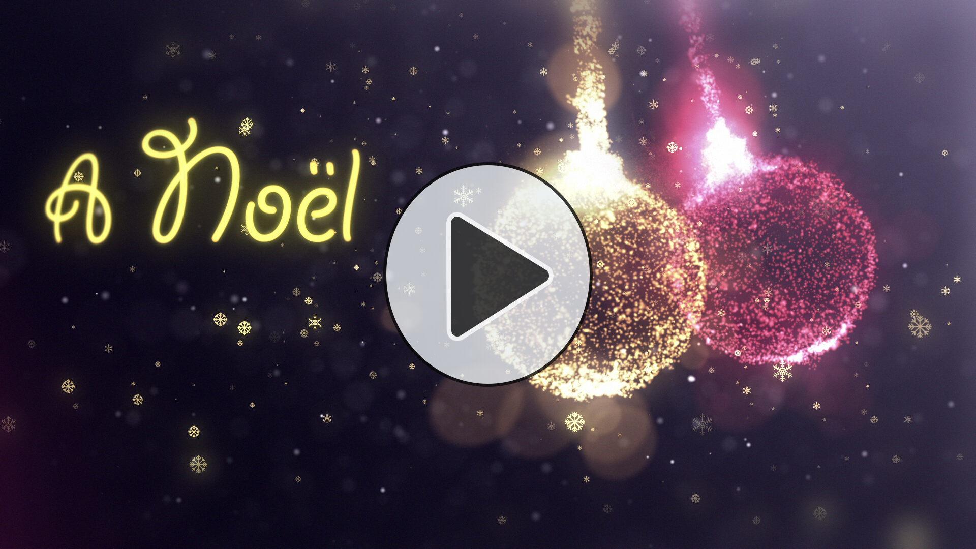 Comment Souhaiter Joyeux Noel Sur Facebook.Carte Virtuelle Message De Noel Gratuite