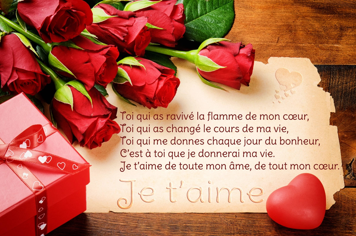 Poeme amour