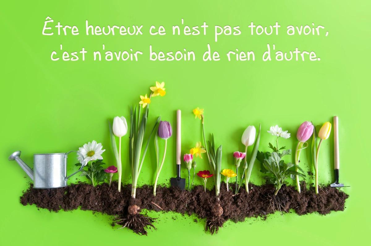 Citation printemps