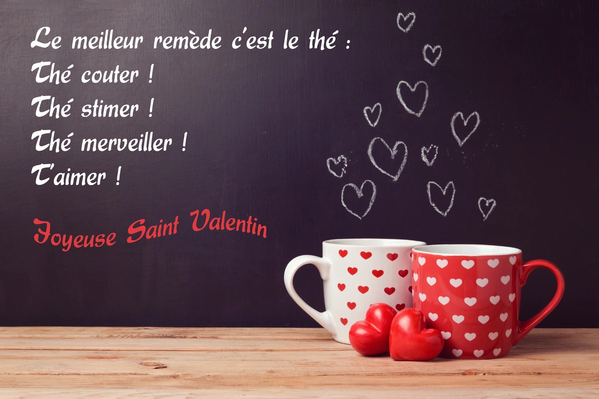 Texte saint valentin