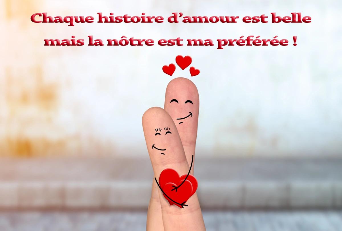 Belle histoire amour