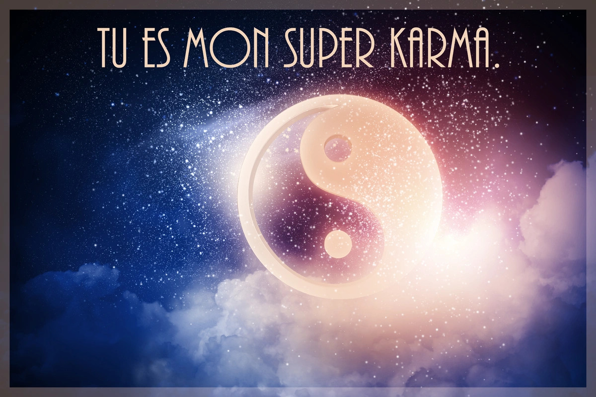 Carte virtuelle super karma