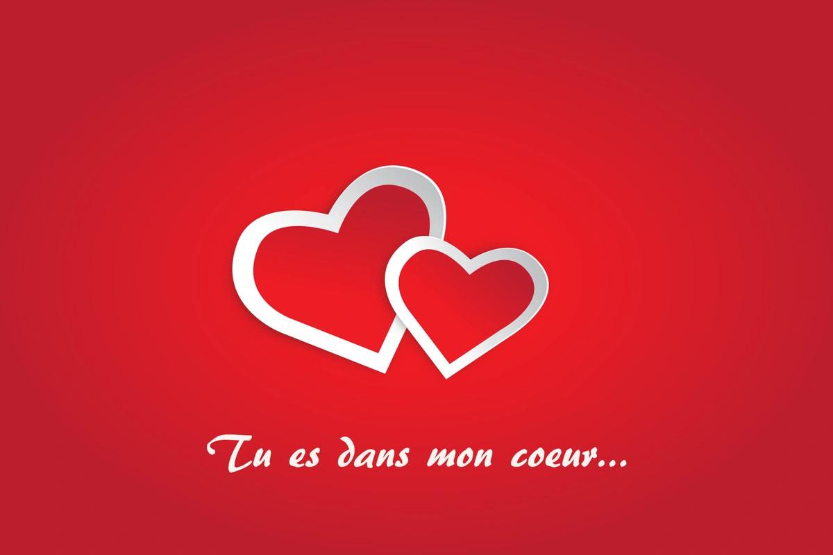 Tu es dans mon coeur