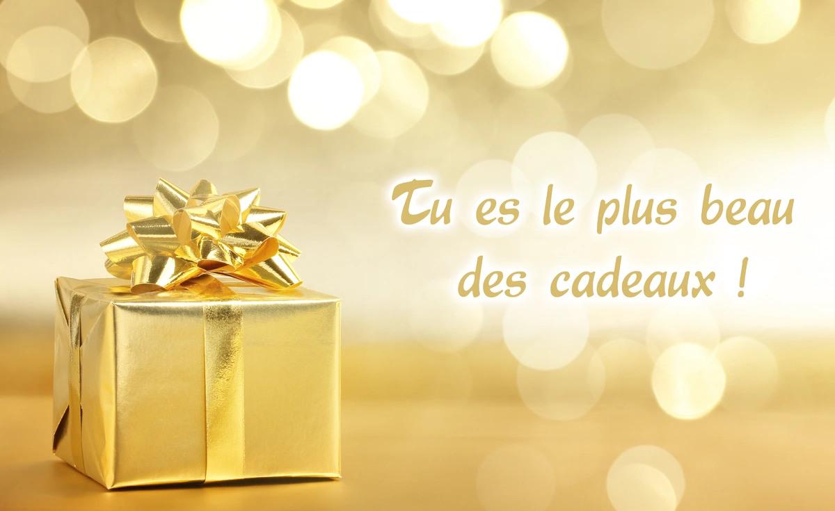 Tu es mon cadeau