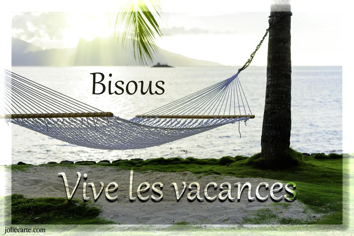 Bisous vacances