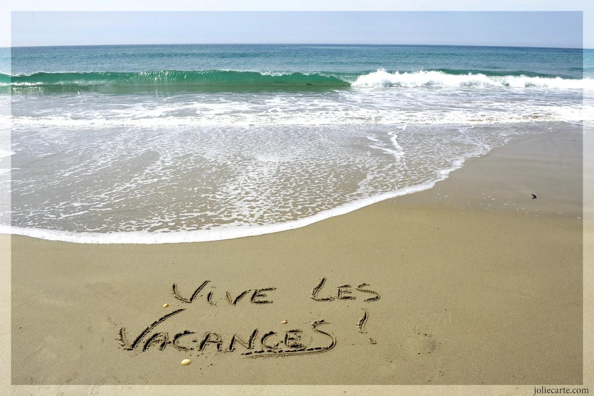 Vacances plage