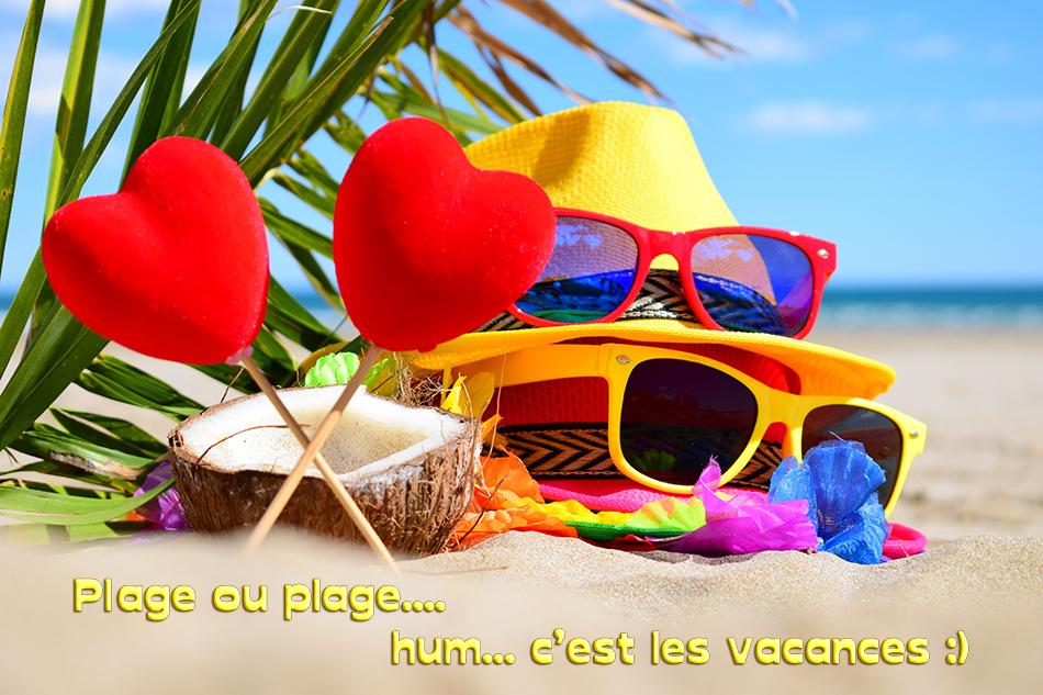 Carte virtuelle vacances