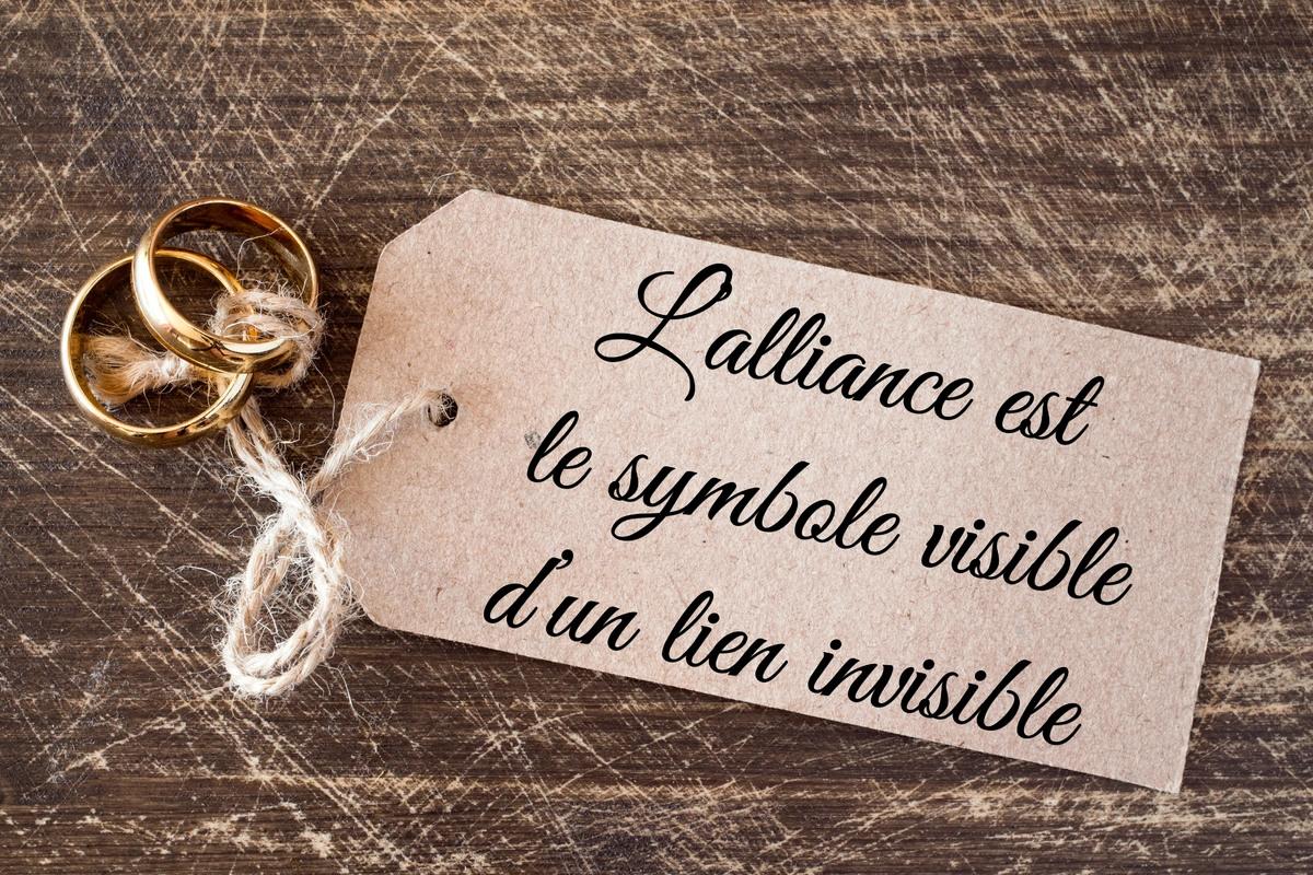 Texte alliance