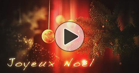 Carte Joyeux Noel A Envoyer Par Mail.Carte Virtuelle Voeux De Noel Gratuite