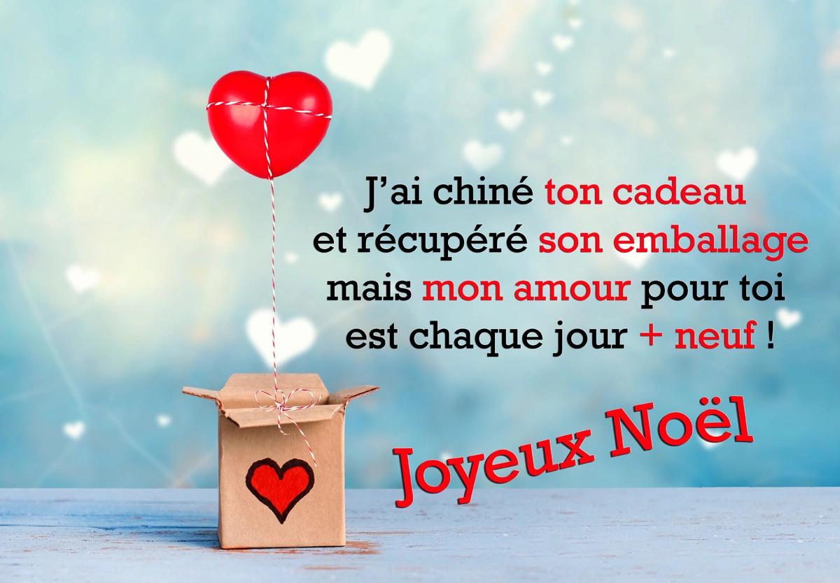 Cartes Virtuelles Noel Amour Joliecarte