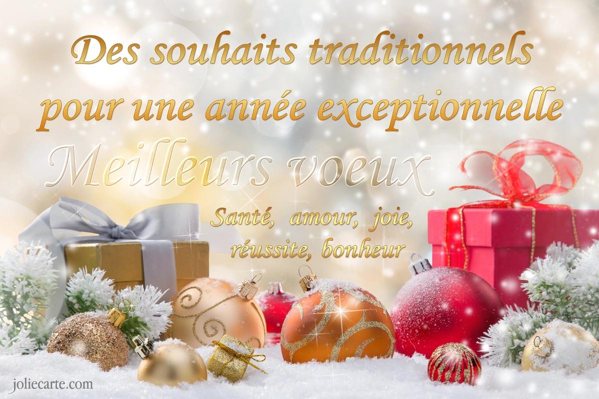 Cartes Virtuelles Message De Bonne Annee Joliecarte