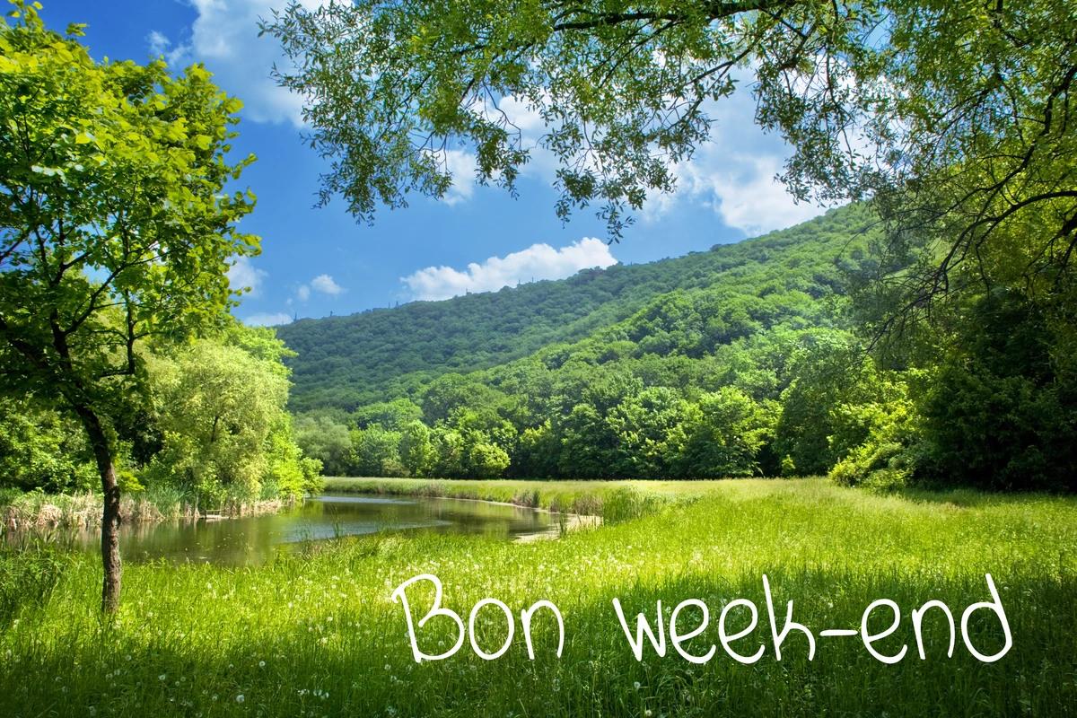 Bon fin de semaine