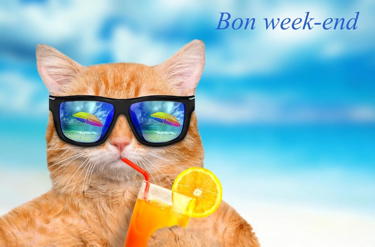 Bonne weekend