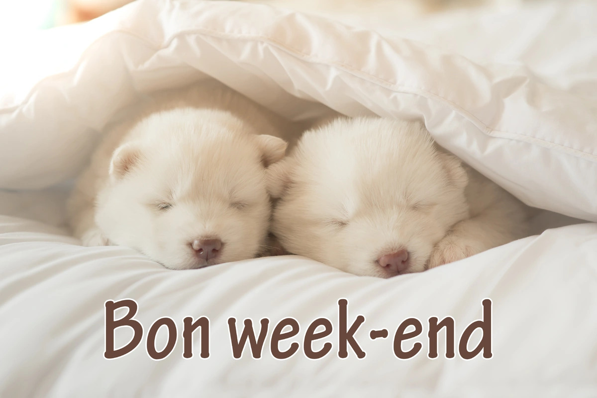 Image bon weekend